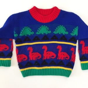 Vintage Dino Sweater